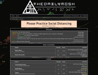 thedailymosh.com screenshot