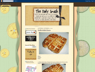 thedailysmash101.blogspot.fr screenshot