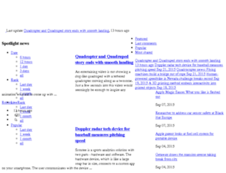 thedailytechyups.com screenshot