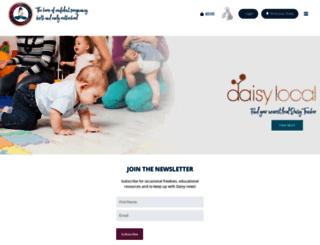 thedaisyfoundation.com screenshot