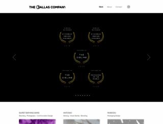 thedallascompany.com screenshot