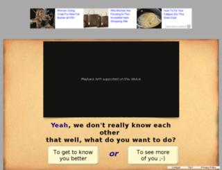 thedategame.net screenshot