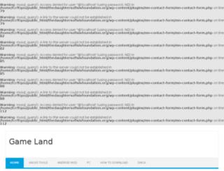 thedaughtersofisisfoundation.org screenshot