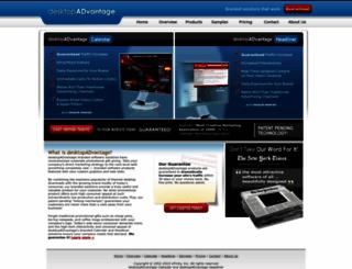 thedesktopadvantage.com screenshot
