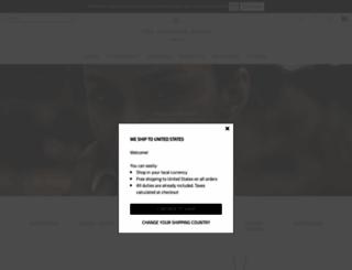 thediamondstore.co.uk screenshot