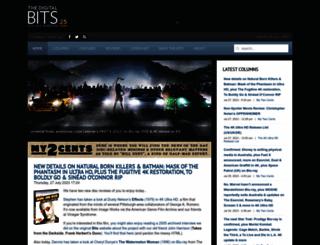 thedigitalbits.com screenshot