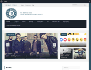 thedigitalfeed.com screenshot