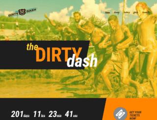 thedirtydash.com screenshot