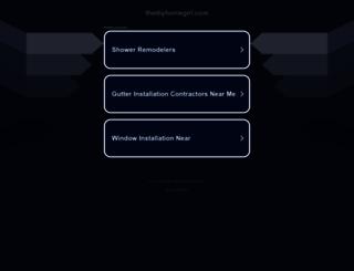 thediyhomegirl.com screenshot