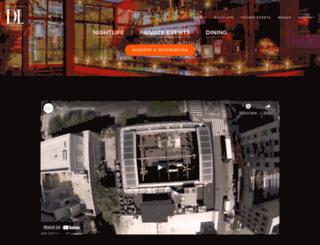thedl-nyc.com screenshot