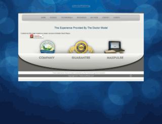 thedoctormodel.com screenshot