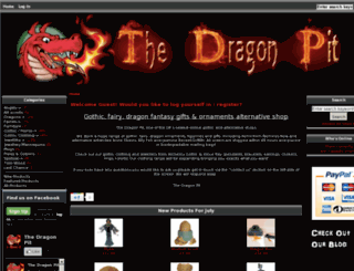 thedragonpit.co.uk screenshot