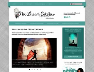 thedreamcatch.com screenshot