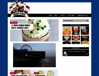 thedrinkkings.com screenshot