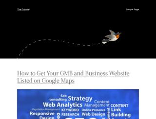 thedubliner.ie screenshot