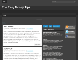 theeasymoneytips.blogspot.com screenshot