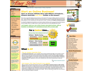 theeasystore.com screenshot