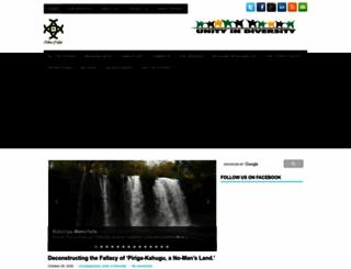 theechoesofhope.com screenshot
