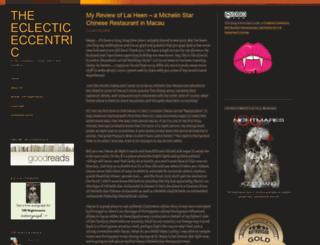theeclecticeccentricshopaholic.wordpress.com screenshot