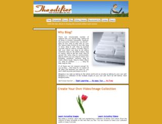 theedifier.com screenshot