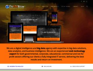 theelbetech.co.uk screenshot