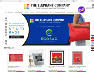 theelephantcompany.com screenshot