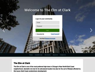 theelmatclark.com screenshot