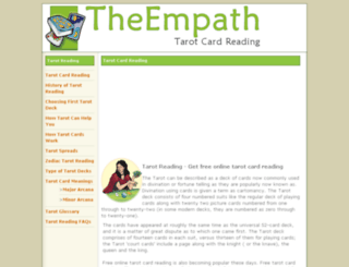 theempath.com screenshot