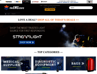theemsstore.com screenshot