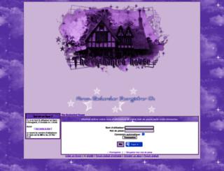 theenchantedhouse.niceboard.com screenshot