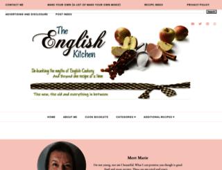 theenglishkitchen.blogspot.com screenshot