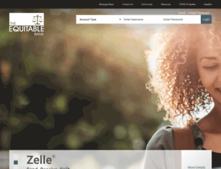theequitablebank.com screenshot