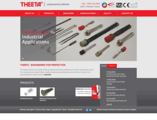 theeta.com screenshot