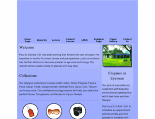 theeyeglassshopsa.com screenshot