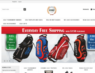 theezygolf.com screenshot