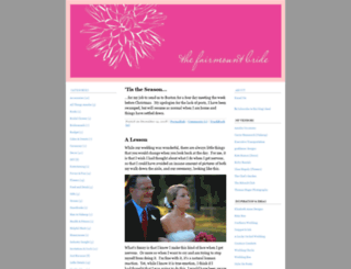 thefairmountbride.typepad.com screenshot