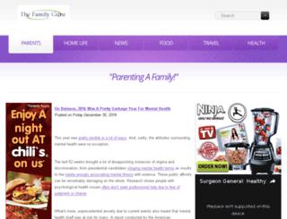 thefamilyguru.com screenshot