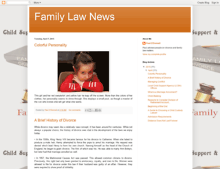 thefamilylawnews.blogspot.com screenshot