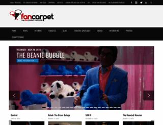 thefancarpet.com screenshot