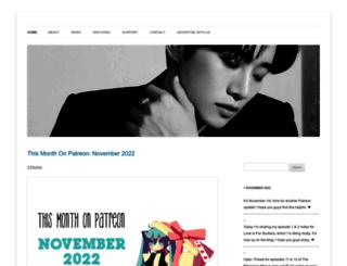 thefangirlverdict.com screenshot