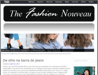 thefashionnouveau.com screenshot