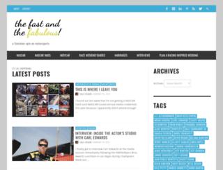 thefastandthefabulous.com screenshot