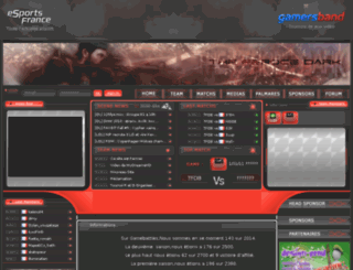 theferocedark.egame-star.com screenshot