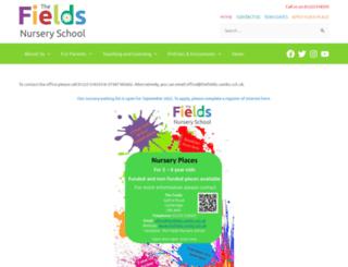thefields.cambs.sch.uk screenshot