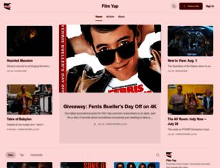 thefilmyap.com screenshot
