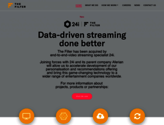 thefilter.com screenshot