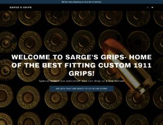 thefinergrain.com screenshot