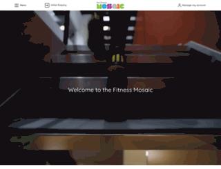 thefitnessmosaic.com screenshot