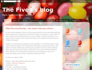 thefivefsblog.blogspot.co.uk screenshot