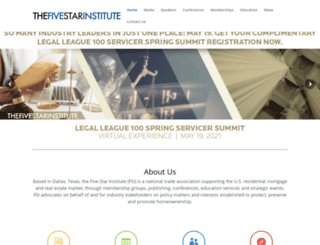 thefivestar.com screenshot